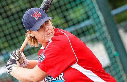 Karin Tuk vestigt uniek homerun record