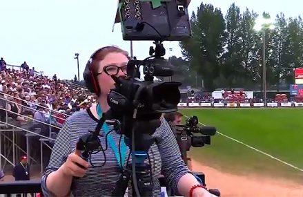 Wedstrijden WK softbal live op internet