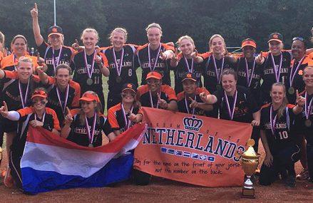 Team Kingdom Europees Kampioen onder 22