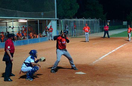 Winst en verlies voor softballers op EK