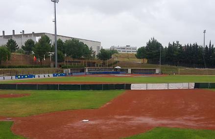 Regen spelbreker op EK heren softbal