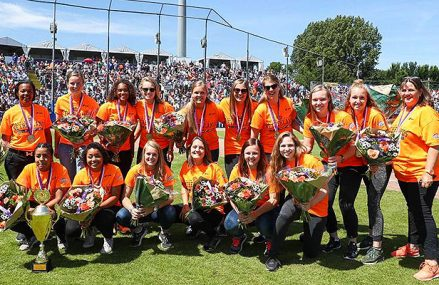 Selectie Talent Team Holland bekend