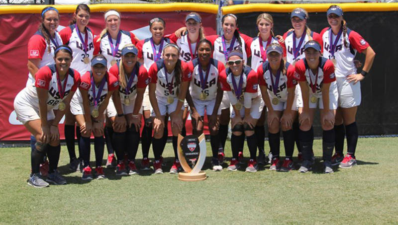 Team-USA-Softball