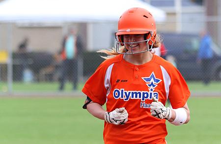 Ook FysioExpert Olympia Haarlem maakte geen fouten dit weekeinde.
