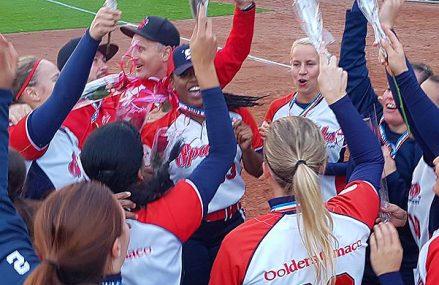 Sparks verovert titel in Golden League na thriller