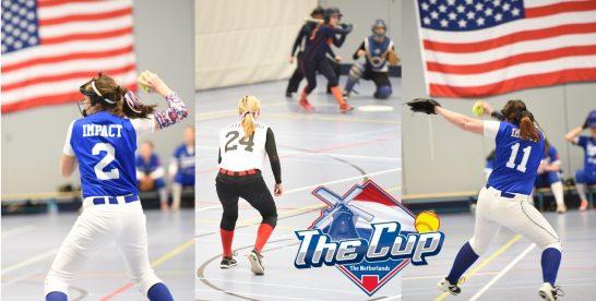 Het softbalseizoen start traditiegetrouw met 'The Cup'