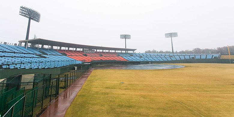 Het Fukushima Azuma Baseball Stadium wordt definitief één van de locaties voor het Olympisch softbaltoernooi.