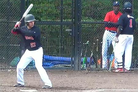 XLLease Quick was aanvallend op dreef met tien runs in twee wedstrijden.