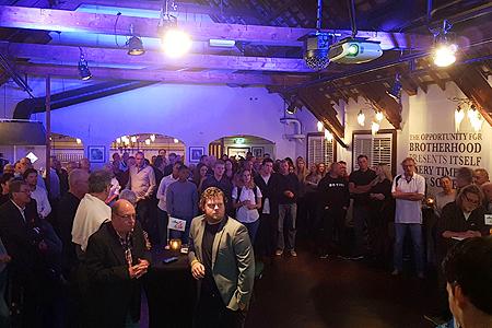 De Star Awards vond plaats in het Claus Park Collection in Hoofddorp.