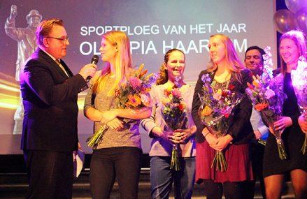Prijzen voor Oosting en Olympia Haarlem