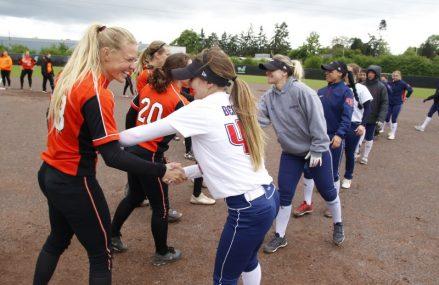 USSSA Pride te sterk voor Oranje in eerste wedstrijd European Pro Series