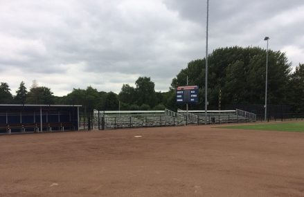 Gratis clinics tijdens Cup Winners Cup Softbal in Capelle a/d IJssel