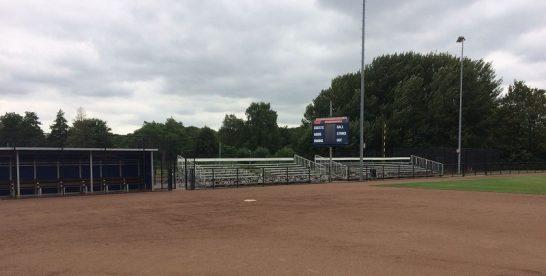 Gratis clinics tijdens Cup Winners Cup Softbal in Capelle a/d IJssel