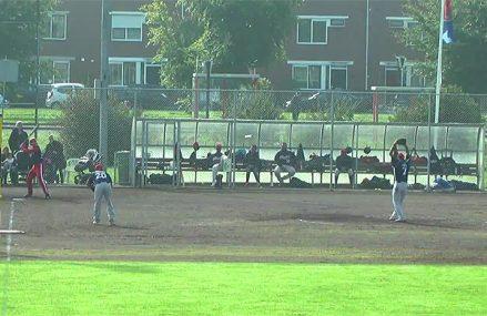 Nieuwegein Diamonds terug in finale heren softbal