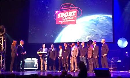 Voor de tweede keer sinds 2016 is Quick Amersfoort uitgeroepen tot Sportploeg van het Jaar.