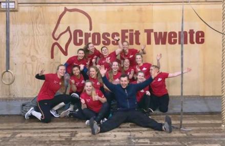 CrossFit Twente nieuwe hoofdsponsor Tex Town Tigers