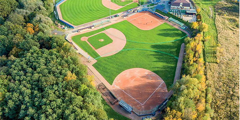 Het Arrows Park in Ostrava is het strijdtoneel voor het EK.