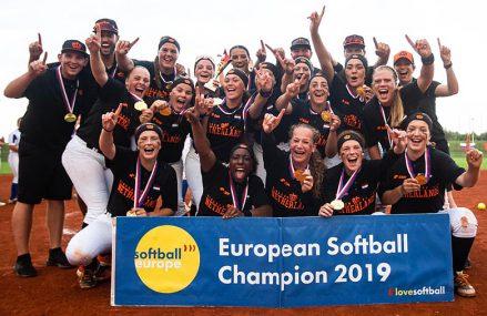Nederland U16 prolongeert Europese titel