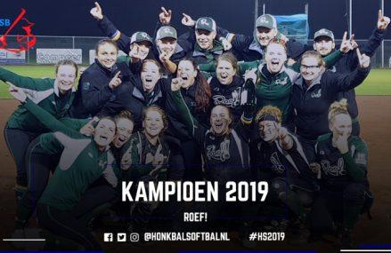 Terugkijken: ROEF! vs FysioExpert Olympia Haarlem