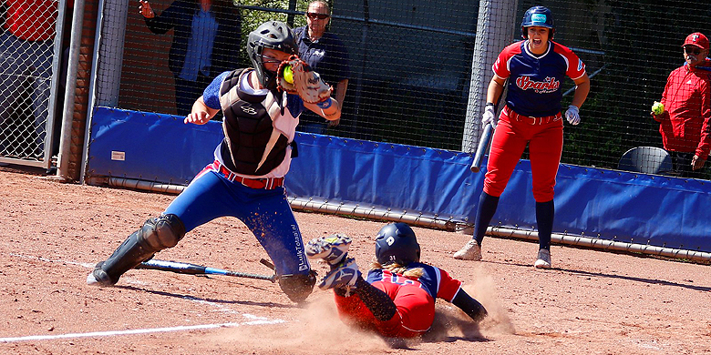 Catcher Laura Wissink verruilt Tex Town Tigers voor Quick Amersfoort.