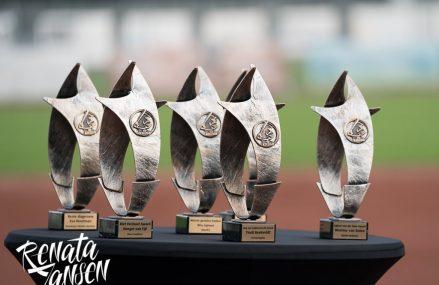 Persoonlijke prijzen uitgereikt tijdens Season Finals