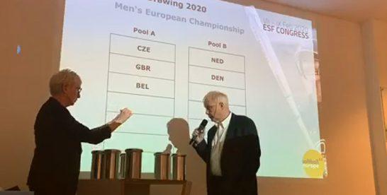Lotingen verricht voor Europese toernooien