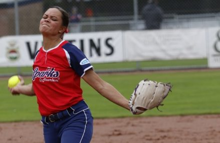Rebecca Soumeru gooit eerste Golden League No-Hitter in 2020